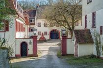 Schloss Westerhaus 27 von Erhard Hess
