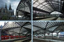 Köln Hauptbahnhof - Eine Hommage von Hartmut Binder