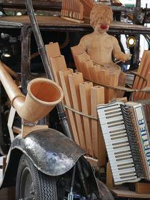 Musikmaschine by Wladimir Zarew