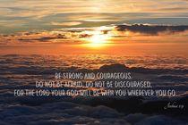 Joshua 1:9: Courage by vibrantbooks