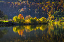 Autumn Reflections by h3bo3