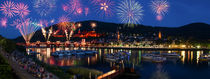 Heidelberg Castle Illumination by h3bo3