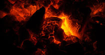 Burning Coal / Devil's Perch by h3bo3