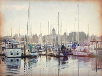 Port of Olympia  by O.L.Sanders Photography