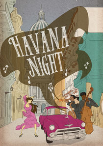 Havana night von mbembe