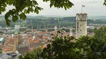 Historische Altstadt Ravensburg von Thomas Keller