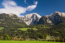 alpine mountains von h3bo3