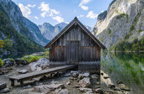 Alpine shack by h3bo3