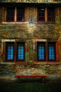 Alte Laterne by Wladimir Zarew