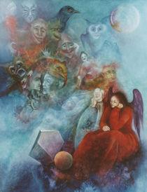 Melancholia oder die Geburt der Phantasie von Nicola Klemz (Knop)