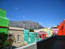 Bo-Kaap, Kapstadt by assy