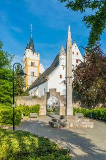 Burgkirche Ingelheim 66 by Erhard Hess
