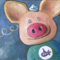 Ein Schwein reist ans Meer by Evelin Boemeke