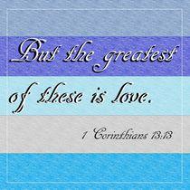 1 Corinthians 13 by eloiseart