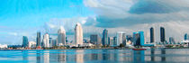 San Diego Skyline by sonnengott