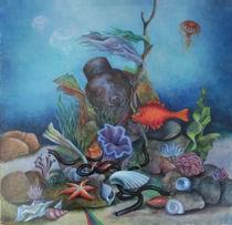 Haeckels Meeresgarten heute by Nicola Klemz (Knop)