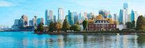Vancouver Skyline by sonnengott
