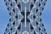 Architektur im Spiegelbild 1 von kattobello