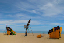 Beach  von Azzurra Di Pietro