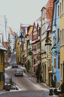 Rothenburg ob der Tauber von Olesya Chernikova