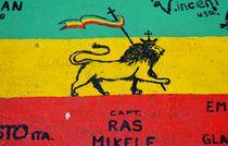 Äthiopische Flagge  by art-dellas