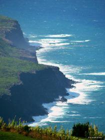 Steilküste im Norden by art-dellas