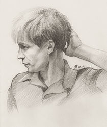 Sam Rockwell von Tatyana Lihachova