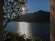 Sonnenaufgang am Lage maggiore by stephiii
