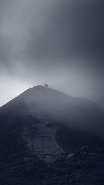 Fog over mountain by Tomas Gregor