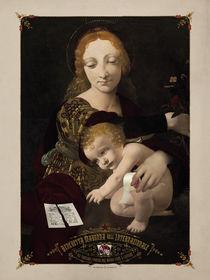 Benedetta Madonna dell'Internazionale von ex-voto