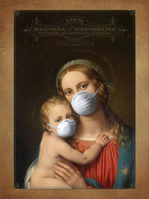 Santa Madonna della Mascherina by ex-voto