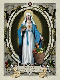 Santa Madonna del Mercato Rionale by ex-voto