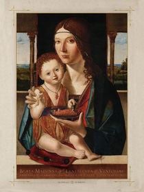 Beata Madonna della Lenticchia di Ventotene by ex-voto