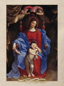 Santa Mad-onna della Follia by ex-voto