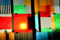 Sunny Pompidou by Azzurra Di Pietro