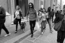 Busy street von Azzurra Di Pietro