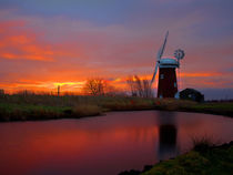 Horsey Windpump von Bill Pound