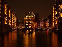 Wasserschlösschen in Hamburg by kerliham-foto
