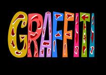 Graffiti by Jutta Ehrlich