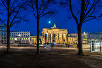 Berlin Brandenburger-Tor by Simon Andreas Peter