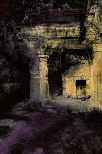 Ruins of a Temple by Jayant Kulkarni