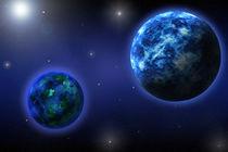Exoplaneten von Peter Bergmann