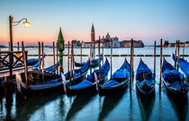 Sunrise in Venice by Lev Kaytsner