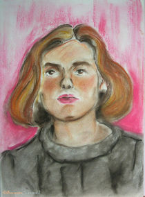 Woman in Progress von Dagmar Herrmann
