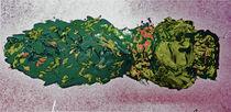 Ein Früchtchen der Magnolie von Hartmut Binder