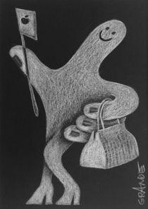 FINGER SELFIE 2 by Alla GrAnde