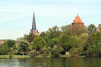 Dannenberg: Am Thielenburger See von Anja  Bagunk