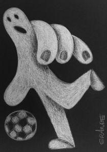 FINGER FOOTBALLER von Alla GrAnde