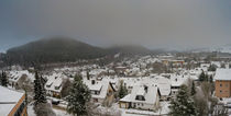 Willingen im Schnee by Christian Pohl