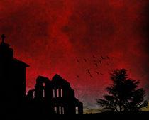 Ruins at Dusk von Karen Black
